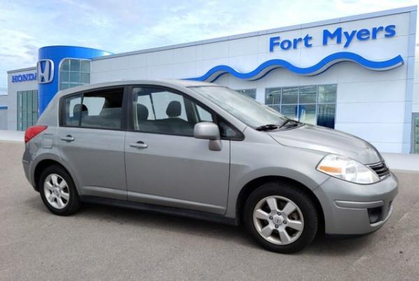 2012 Nissan Versa in Fort Myers, FL