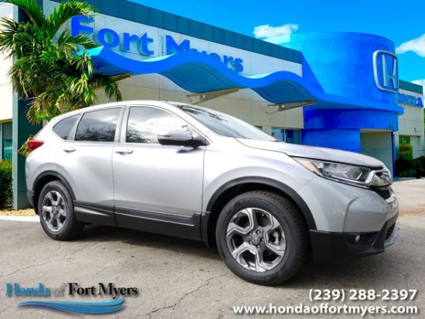 Fort Myers Honda >> 2019 Honda Cr V Ex Fwd For Sale In Fort Myers Fl Truecar