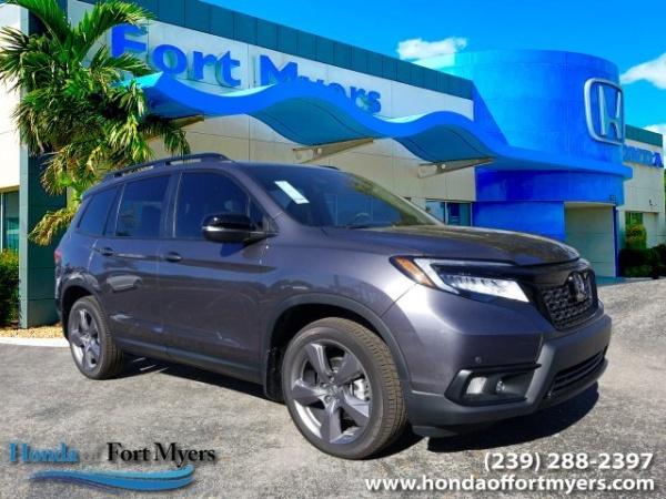 Honda Of Fort Myers >> 2019 Honda Passport Touring Fwd For Sale In Fort Myers Fl