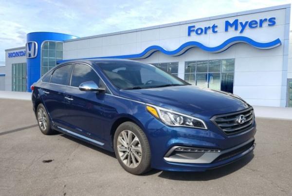 2017 Hyundai Sonata in Fort Myers, FL