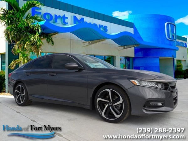 2020 Honda Accord in Fort Myers, FL