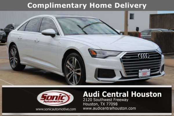 2020 Audi A6 in Houston, TX