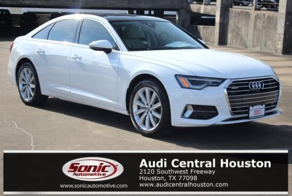 2019 Audi A6 in Houston, TX