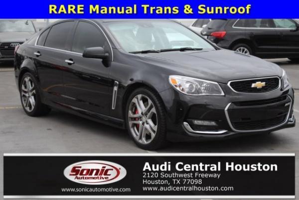 2016 Chevrolet SS in Houston, TX
