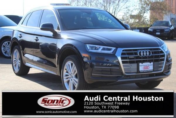 2020 Audi Q5 in Houston, TX