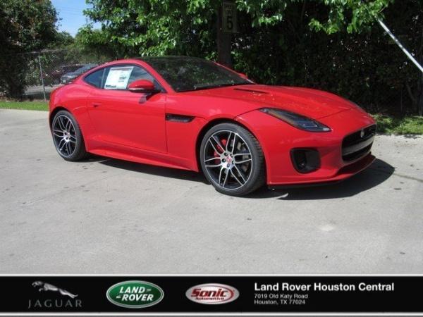 Jaguar Houston Central >> 2020 Jaguar F Type Checkered Flag For Sale In Houston Tx