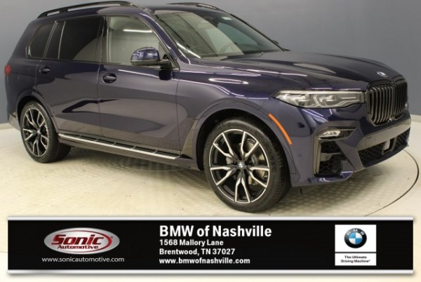 2020 BMW X7 in Brentwood, TN