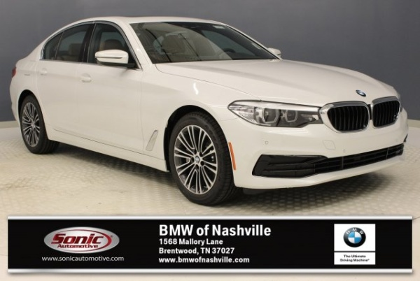 2019 BMW 5 Series in Brentwood, TN