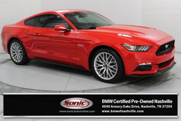 2017 Ford Mustang in Brentwood, TN