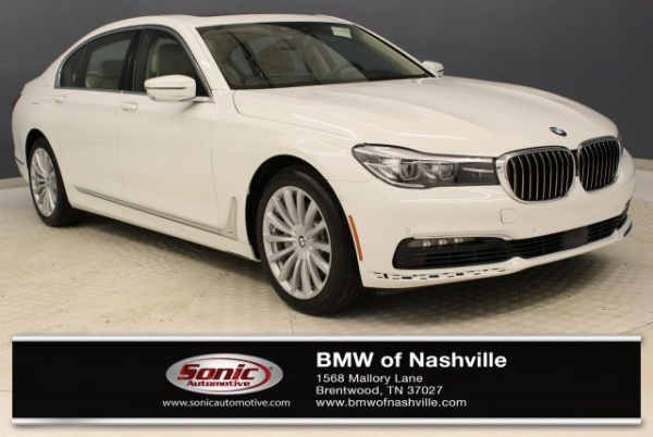 2017 BMW 7 Series in Brentwood, TN