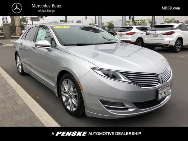 Used Lincoln Mkz For Sale In San Diego Ca U S News World Report
