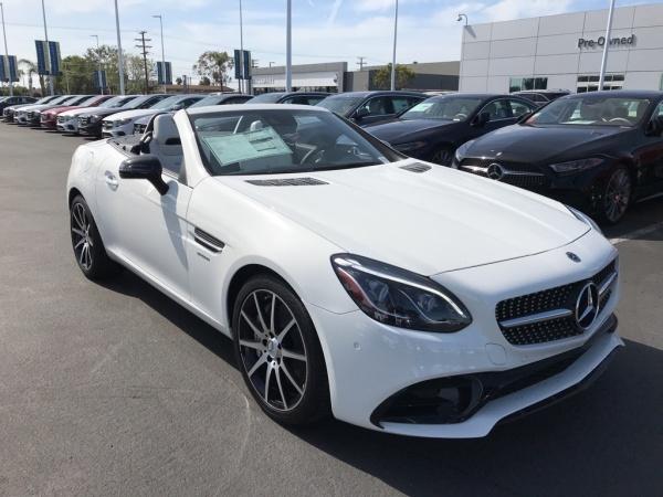 Mercedes Benz Of San Diego >> 2019 Mercedes Benz Slc Amg Slc 43 For Sale In San Diego Ca Truecar