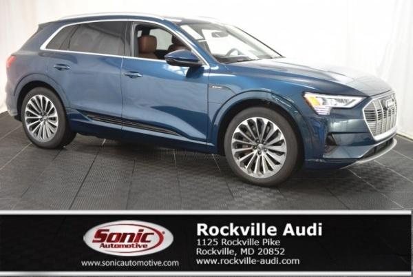 2019 Audi e-tron in Rockville, MD