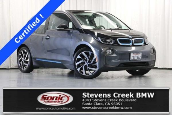 BMW Of Stevens Creek >> 2017 Bmw I3 94 Ah With Range Extender For Sale In Santa