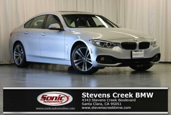 2017 BMW 4 Series 440i Gran Coupe