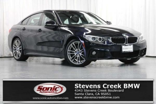 2017 BMW 4 Series in Santa Clara, CA
