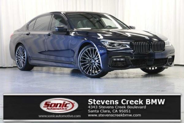 2017 BMW 7 Series in Santa Clara, CA