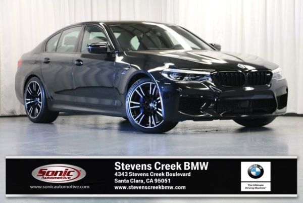 2020 BMW M5 in Santa Clara, CA