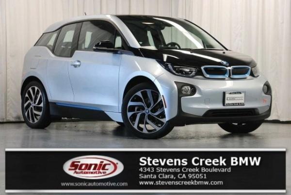 2017 BMW i3 in Santa Clara, CA