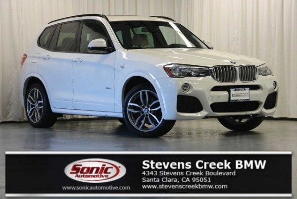 Stevens Creek Bmw Service >> 2017 Bmw X3 Xdrive28i Awd For Sale In Santa Clara Ca Truecar