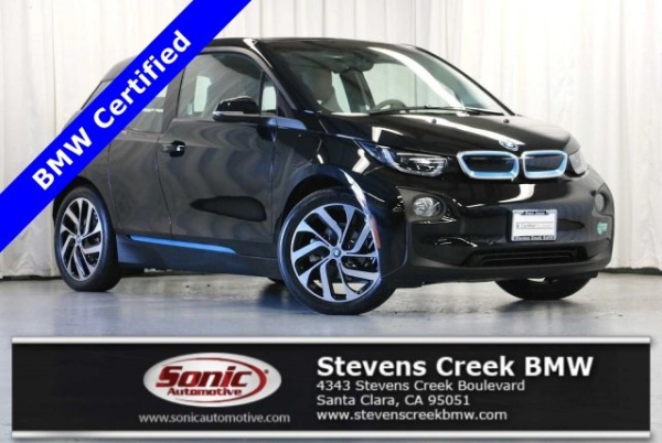 Stevens Creek Bmw Service >> 2017 Bmw I3 94 Ah With Range Extender For Sale In Santa