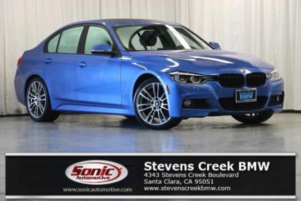 2017 BMW 3 Series in Santa Clara, CA