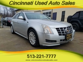 Used Cadillac CTS Wagons for Sale   TrueCar