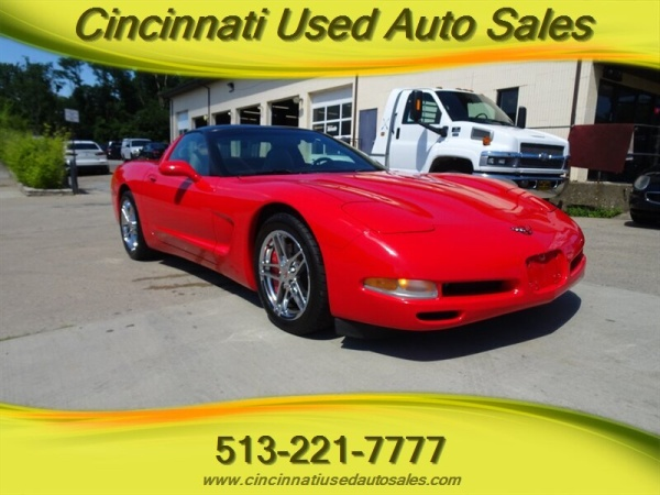 1997 Chevrolet Corvette Base