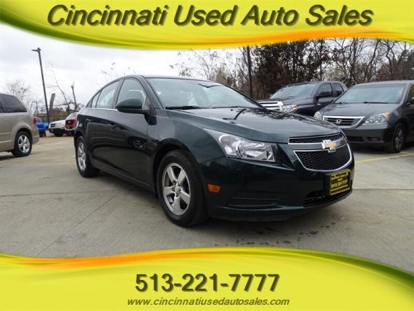 2014 Chevrolet Cruze in Cincinnati, OH