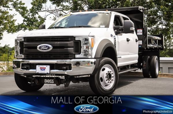 2017 Ford Super Duty F-550 in Buford, GA