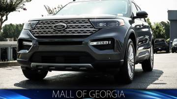 ford explorer 2.3l inline-4 gas turbocharged