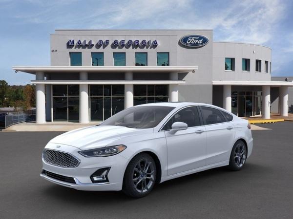 2020 Ford Fusion in Buford, GA