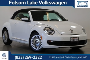 2016 Volkswagen Beetle 1 8t S Convertible Auto Pzev For In Folsom Ca