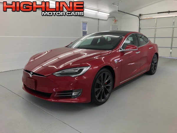 2018 Tesla Model S P100D For Sale in Southampton, NJ | TrueCar