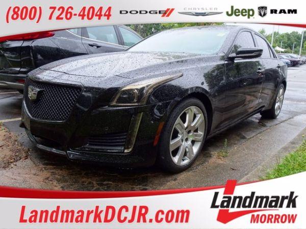 2015 Cadillac CTS Premium