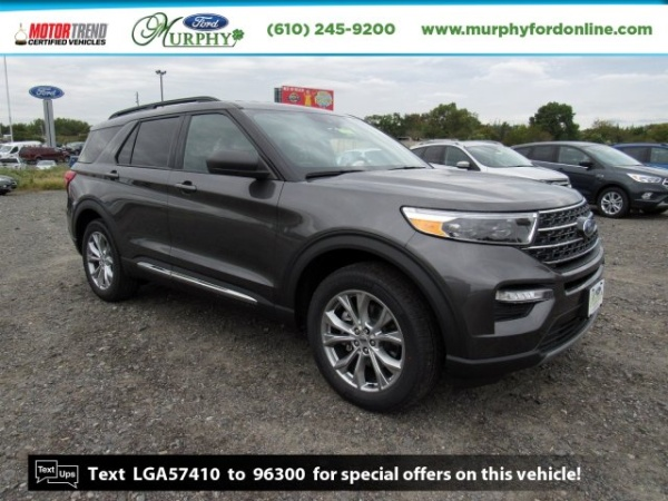 2020 Ford Explorer in Chester, PA