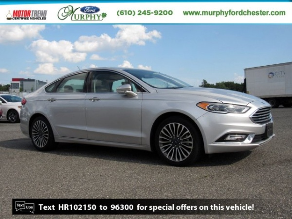 2017 Ford Fusion in Chester, PA