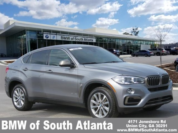 2017 Bmw X6 In Union City Ga
