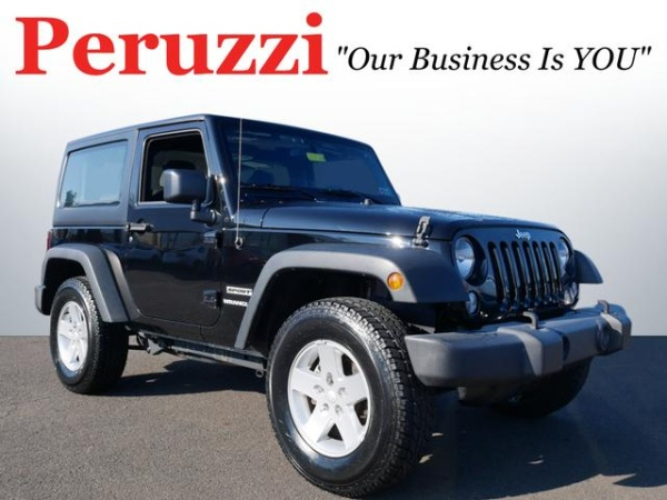 2016 Jeep Wrangler in Fairless Hills, PA