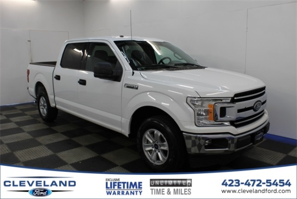 2018 Ford F-150 in Cleveland, TN