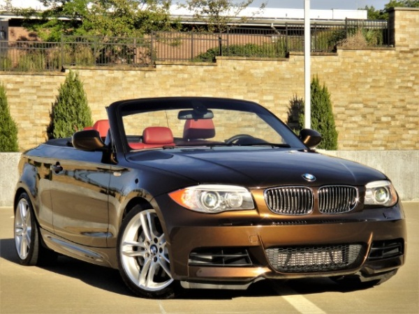 2012 bmw 1 series 135i convertible for sale in kansas city. Black Bedroom Furniture Sets. Home Design Ideas