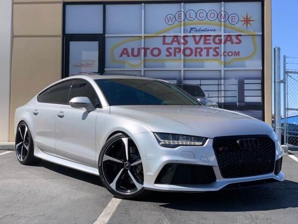 2016 Audi RS 7 in Las Vegas, NV
