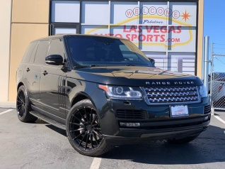 Range Rover Las Vegas >> Used Land Rover Range Rovers For Sale In North Las Vegas Nv