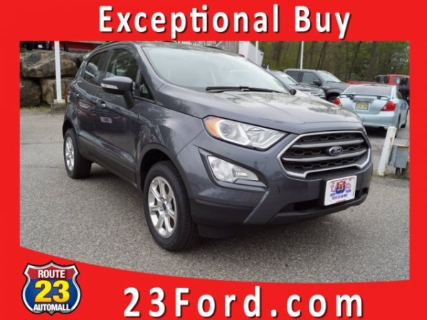 2019 Ford EcoSport in Butler, NJ
