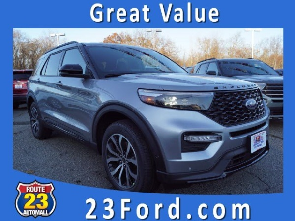 2020 Ford Explorer in Butler, NJ