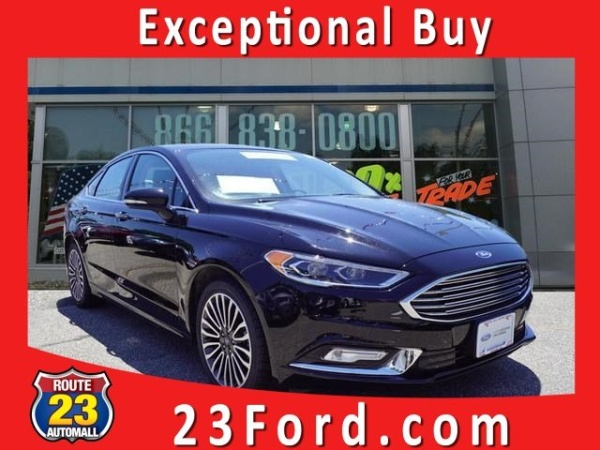 2017 Ford Fusion in Butler, NJ