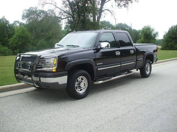Used Chevy 2500 For Sale >> Used Chevrolet Silverado 2500 For Sale In Waukegan Il U S News