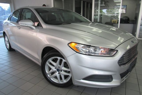 2014 Ford Fusion in Chicago, IL