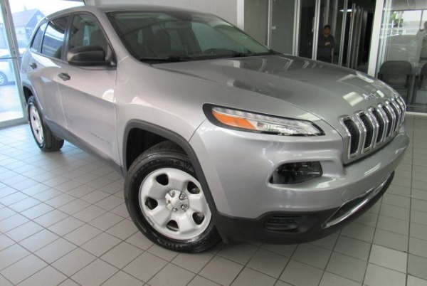 2016 Jeep Cherokee in Chicago, IL