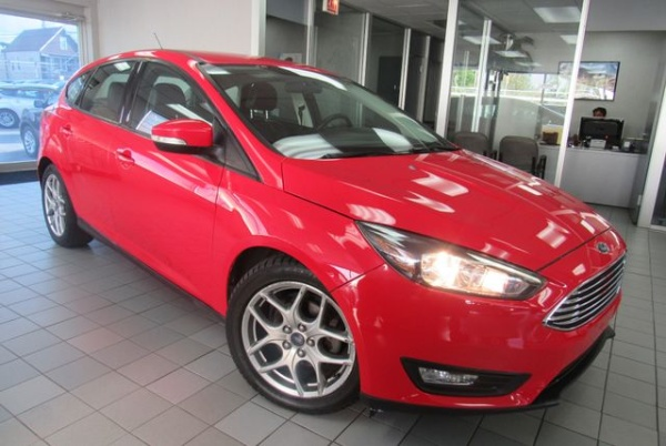 2015 Ford Focus in Chicago, IL
